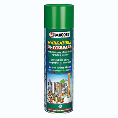 MARKATORE - markings spray paint 500 ml   telegrey 2 Markatore