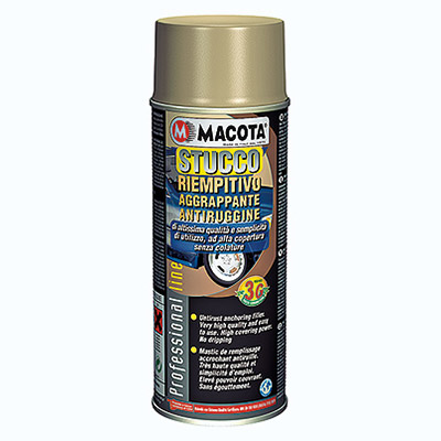 Spray Stucco for car scratches and dents