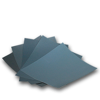 Kit Wet Sandpaper - 5 pcs in different grains
