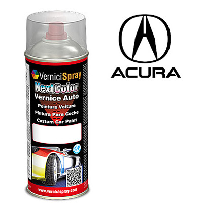 Spray Car Touch Up Paint ACURA ILX NH MODERN STEEL GREY MET - Acura touch up paint