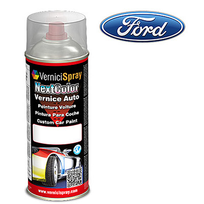 Spray Car Touch Up Paint Ford Ka  Strobe Grey Met