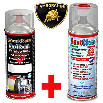 The Best Colour Match Car Touch Up Kit Lamborghini Gallardo 0098