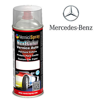 Spray Car Touch Up Paint MERCEDES JEEP 481 BORNITBRAUN MET.