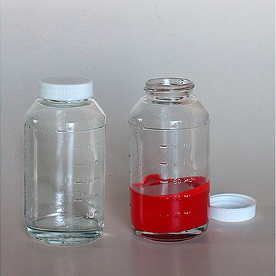 Pot for Paints Storage or other liquid (can be used with Spray Gun)