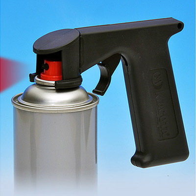 Magnum: Universal Handle for spray cans