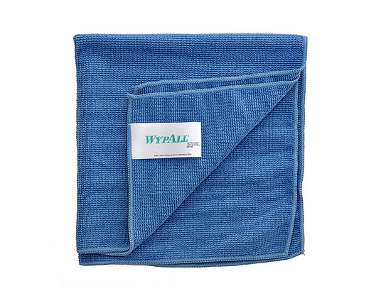 WYPALL Microfiber cloth by Kimberly-Clark