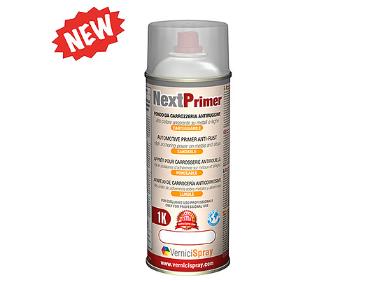 NextPrimer - Automotive Primer Spray