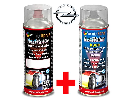 Automotive Touch Up Kit Spray OPEL CORSA
