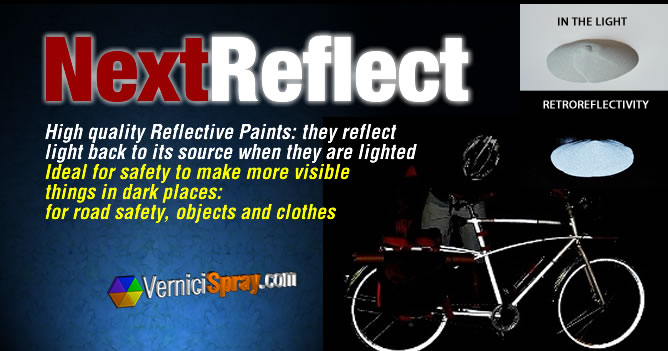 Reflective paints